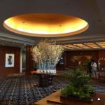 帝国ホテル大阪のロビー