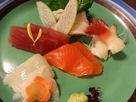 葉山 相洋閣の夕食