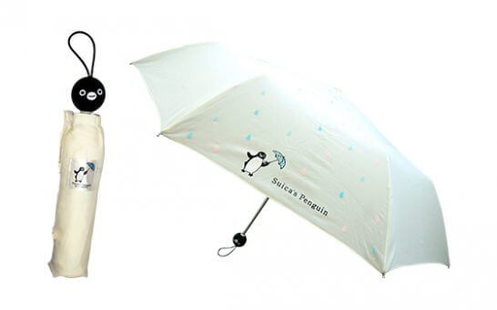 Suicaのペンギン 折りたたみ傘