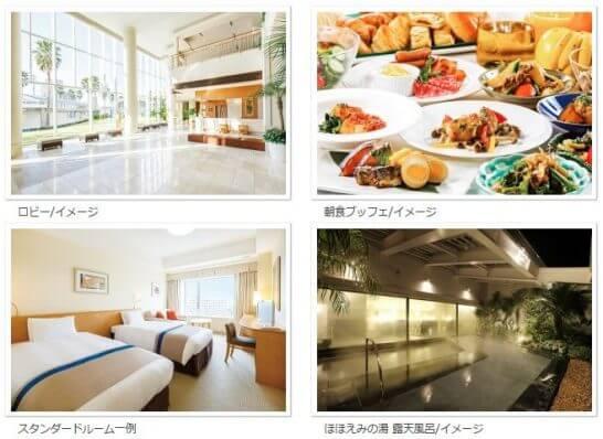 ホテル エミオン 東京ベイへのツアーのイメージ