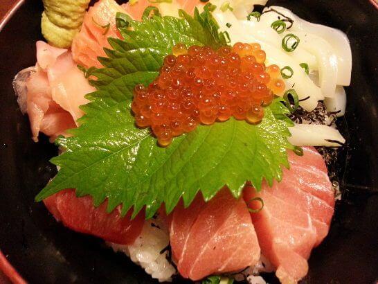 大庄の海鮮丼