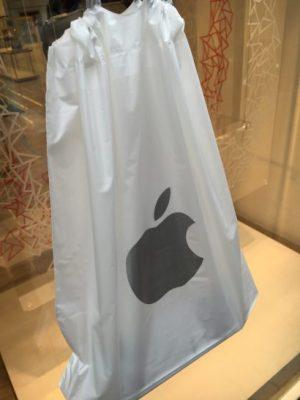 iPhone7の袋