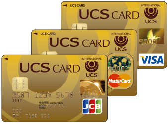 UCSゴールドカード