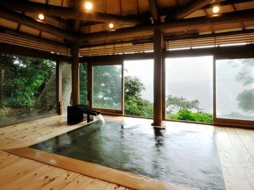 界 熱海の風呂