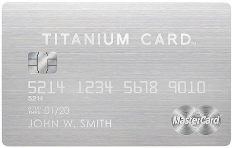 ラグジュアリーカード(チタンカード)