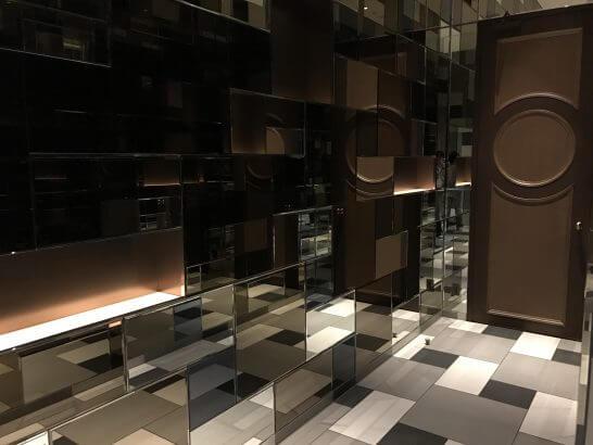 フレンチビストロ「ル ドール」のトイレ