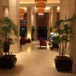 セントレジスホテル大阪のロビーフロア