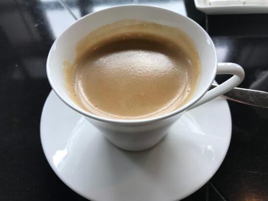 マンダリンオリエンタル東京のコーヒー