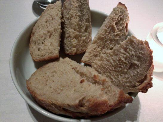 ハイアットリージェンシー京都「THE GRILL」のパン
