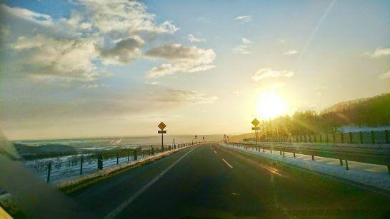 北海道の道路