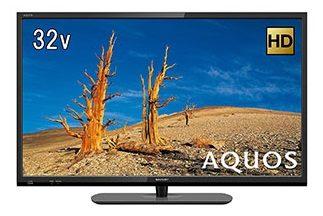 シャープ AQUOS32V型 ハイビジョン 液晶テレビ