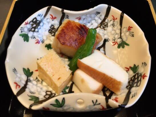 ホテルニューオータニ幕張 千羽鶴の料理 (6)