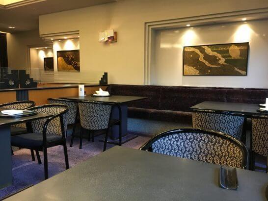 ホテルニューオータニ幕張のレストラン千羽鶴