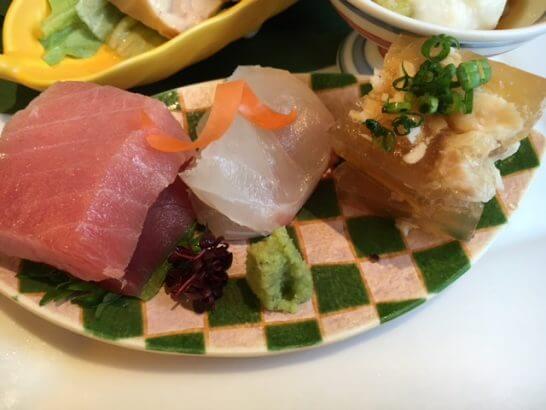 ホテルニューオータニ幕張 千羽鶴の料理