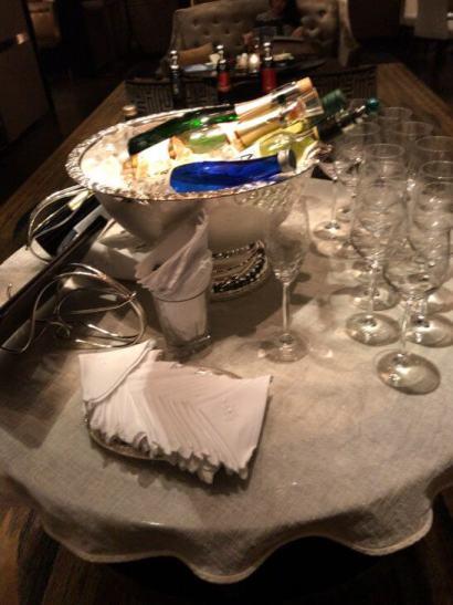シャングリ・ラ ホテル 東京のホライゾンクラブのカクテルタイムの酒類