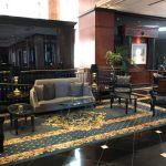 ウェスティンホテル東京のロビー