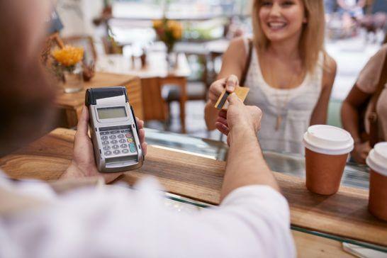 クレジットカードでのお会計