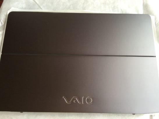 ノートパソコン「VAIO」