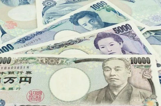 1万円札・5千円札・1千円札