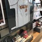 楽天の田中選手のユニフォーム・グッズ