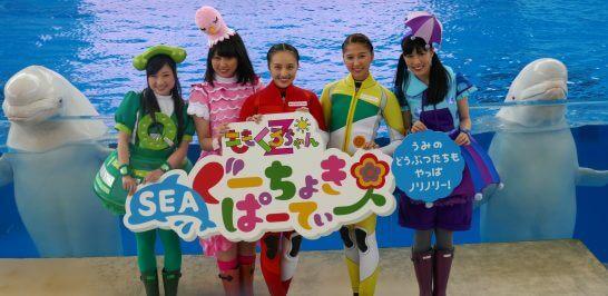 八景島シーパラダイスのショー34
