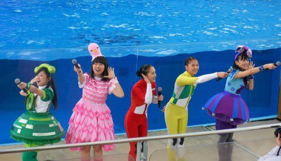 八景島シーパラダイスのショー23