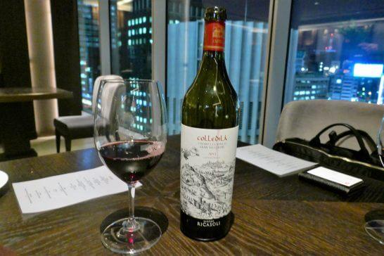 MOTIFの赤ワイン