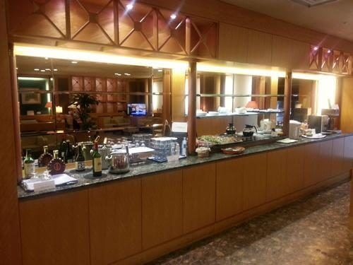 KAL BUSINESS CLASS LOUNGE(関空)