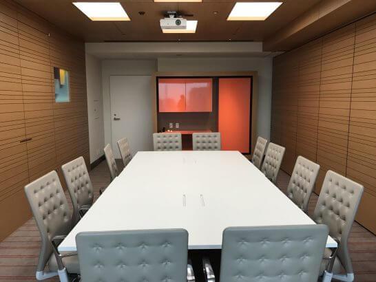 ザ・プリンスギャラリー 東京紀尾井町のミーティングルーム