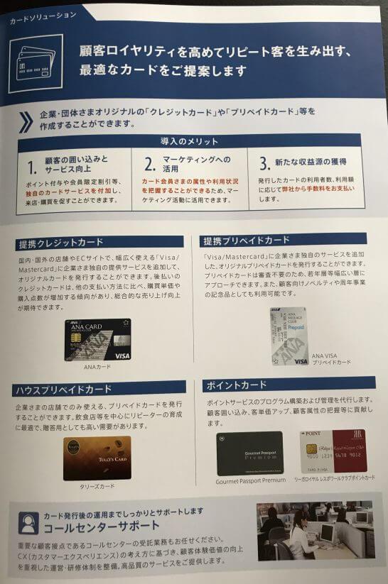 三井住友カードのオリジナルカード発行サービス