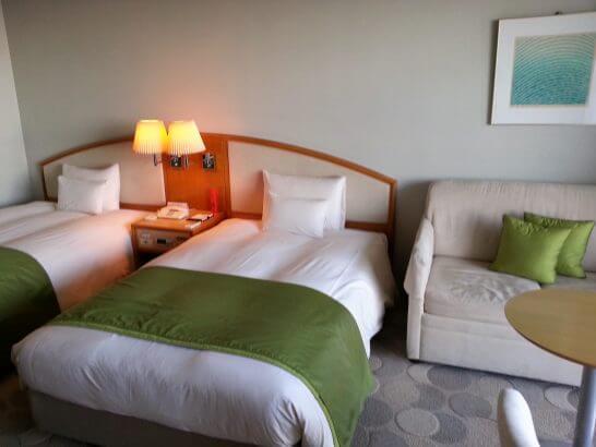 観音崎京急ホテルの部屋 (4)