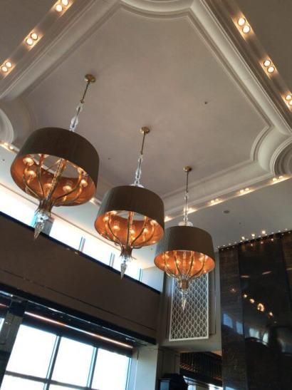 シャングリラホテル東京のピャチェーレ