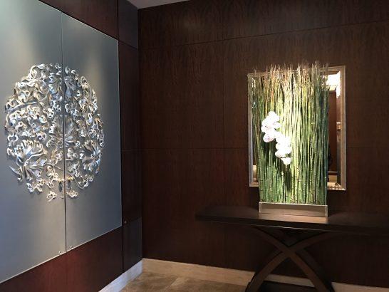 シャングリラホテル東京の廊下