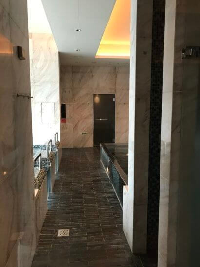 ザ・スパ・アット・マンダリン・オリエンタル・東京の大浴場