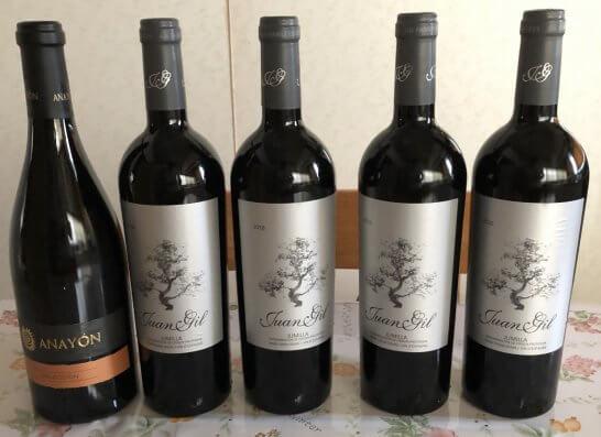 ラグジュリーカードのポイントで購入できるフィラディスのワイン
