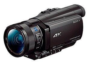 ソニーデジタル4Kビデオカメラ レコーダー