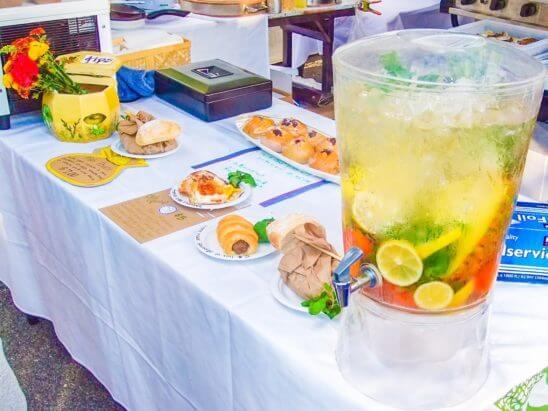 ハワイの食事・シトラスウォーター