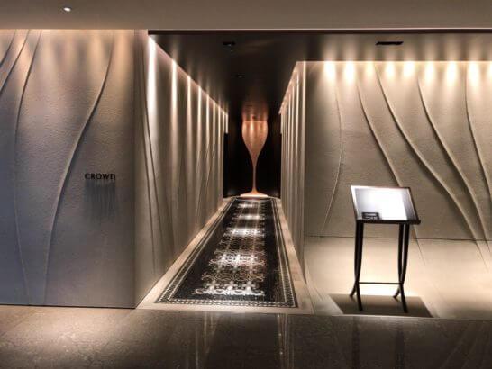 パレスホテル東京のフレンチ「CROWN」