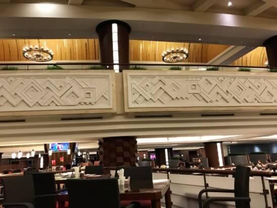 シェラトン・グランデ・トーキョーベイホテルのレストラン