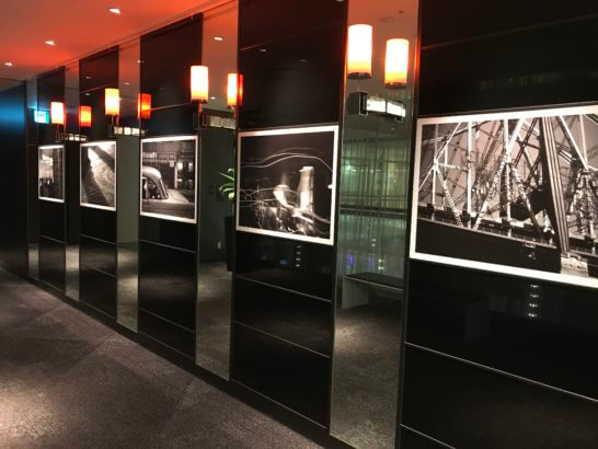 阪急メンズ東京の絵