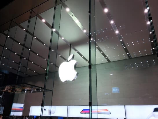 アップルストア(Apple Store)表参道店