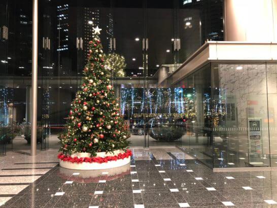 SBI証券のオフィスがある泉ガーデンタワー (5)