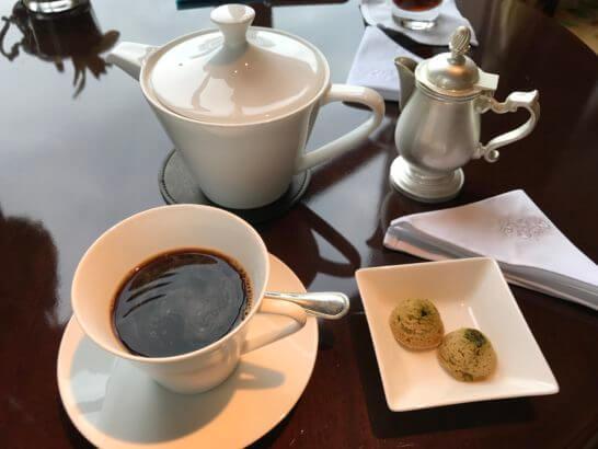 シャングリ・ラ ホテル東京のザ・ロビーラウンジ (コーヒー)