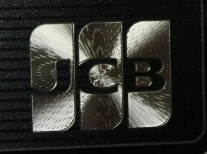 JCBプラチナのロゴ