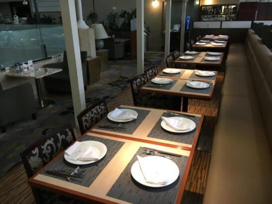 吉祥寺第一ホテルの朝食レストラン