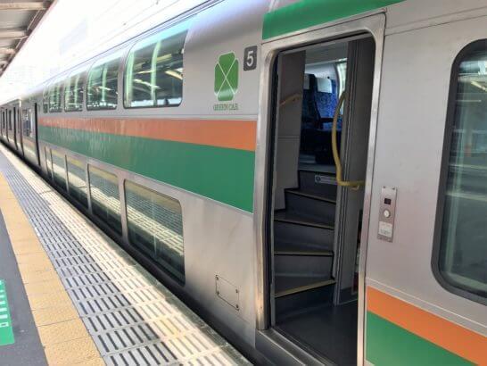 東海道線のグリ