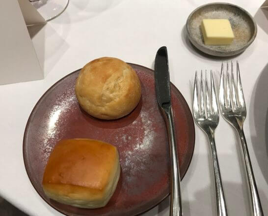 アメックス・ビジネス・ゴールドのイベントのパン