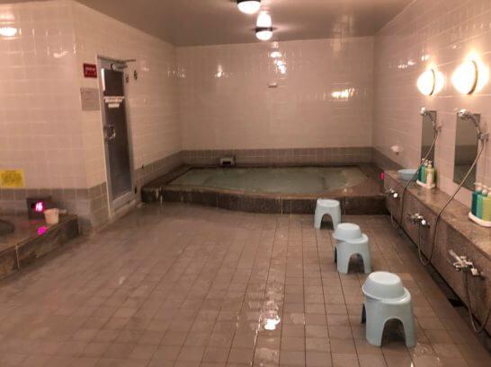 東京マリオットホテルの大浴場