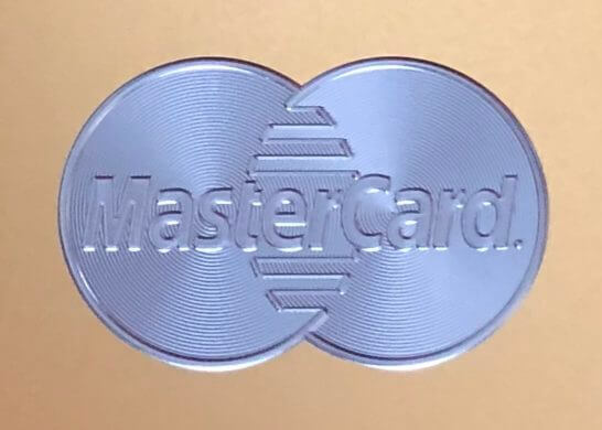 Mastercard ワールドエリートの旧ロゴ