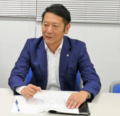 SMBC日興証券の鈴木課長